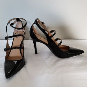 Banana Republic Black Heels